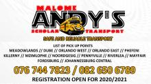 Andys Malome Transport