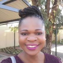 Ms Pretty Nkiwuane