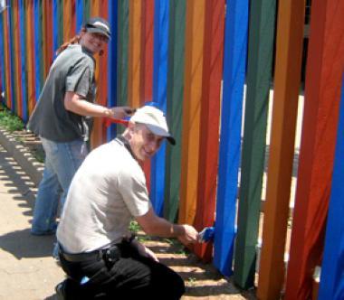 Painting CityKidz